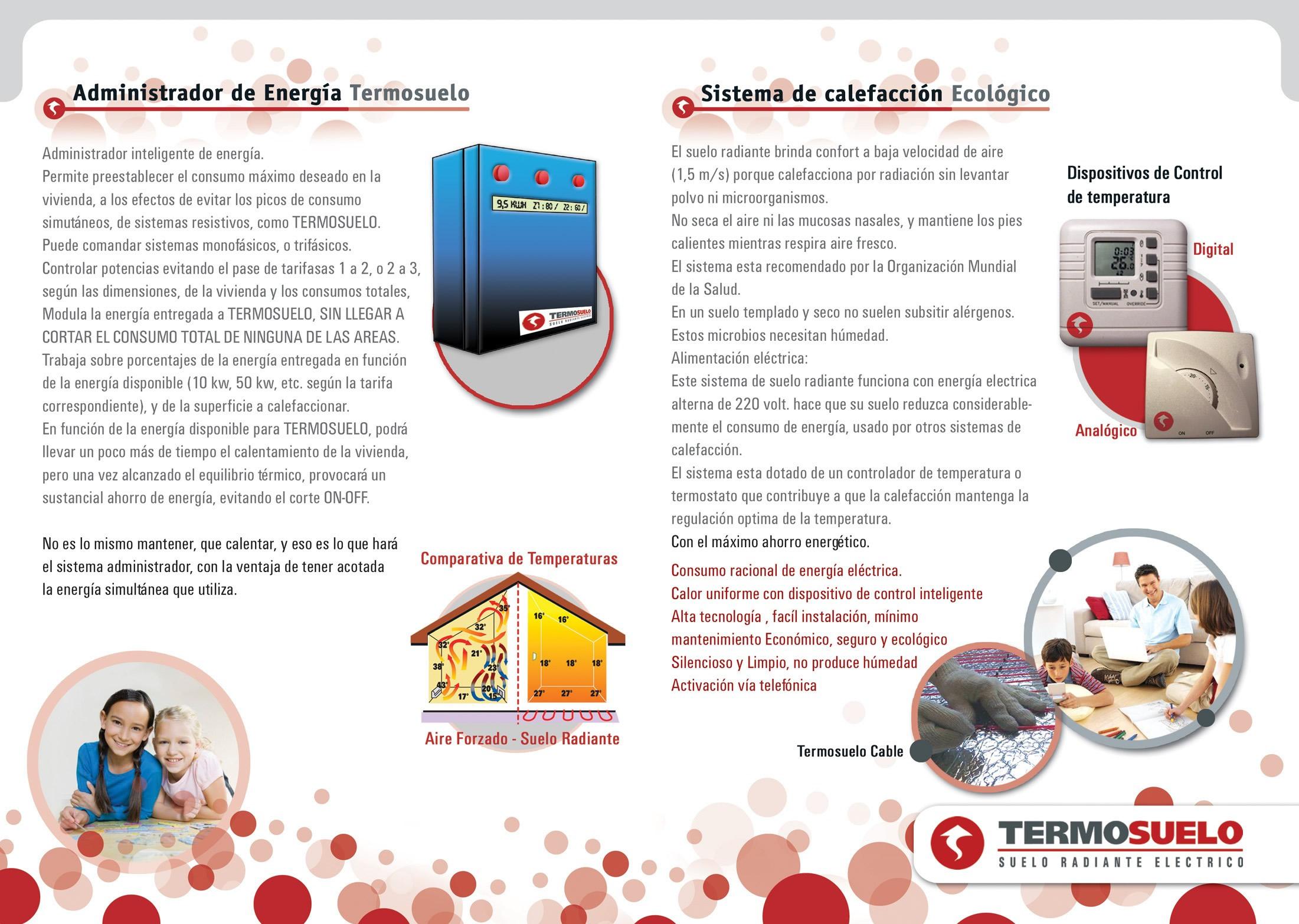 Suelo radiante electrico consumo excellent profesional de fibra de carbono infrarrojo radiante - Folio radiante electrico ...